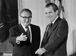 7970. Richard Nixon, Henry Kissinger và Sự Sụp Đổ Của Miền Nam | BA SÀM