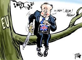 Brexit, wenn die Vergangenheit die Zukunft beraubt! | MAGAZIN