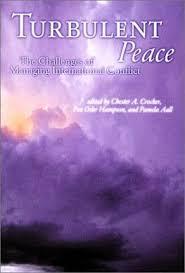 Turbulent Peace : Chester A. Crocker : 9781929223275