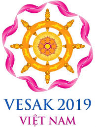 Vesak 2019 Logo: united as one, and one with the universe - Vietnam -  WorldTimes News