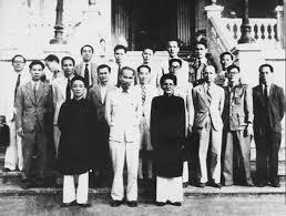 Bildergebnis für Chính phủ Liên hiệp Lâm thời
